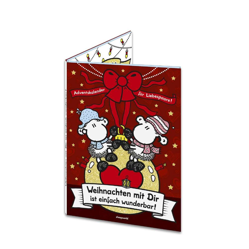 Frohe Weihnachten Sheepworld.Partner Adventskalender Sheepworld Maru Dekokreativ